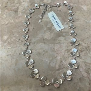 *NEW* Beautiful lucky brand necklace
